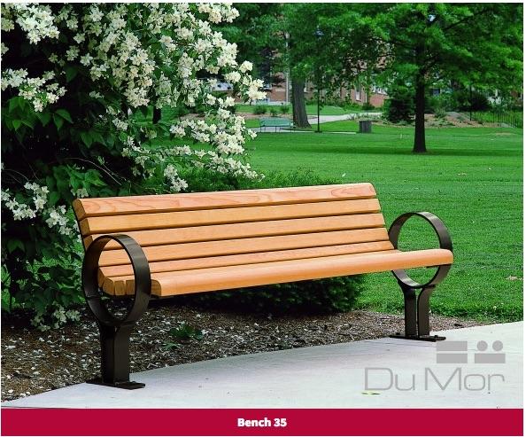 DuMor_bench